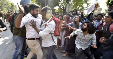 Dear Amit Shah, rein in ABVP and act on your promise to set 'gundas' right