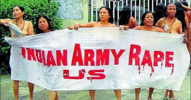 A Tribute to 'The Mothers of Manipur'