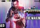 Maayavan Movie Making Video