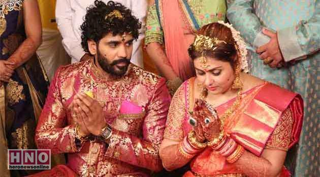 Namita – Veerandra Marriage Stills