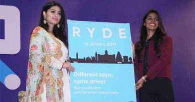 New Call Taxi App 'RYDE' launched