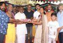 விஜய் ஆண்டனி நடிக்கும் 'தமிழரசன்': படப்பிடிப்பை துவக்கி வைத்தார் இளையராஜா