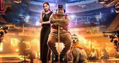 300 திரை யரங்குகளில் வெளியான 'கூர்கா': டாப் ஹீரோக்கள் பட்டியலில் யோகி பாபு!