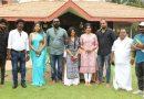 அஞ்சலி, யோகிபாபு, 'விஜய் டிவி' புகழ் ராமர் நடிக்கும் படத்தின் படப்பிடிப்பு தொடங்கியது