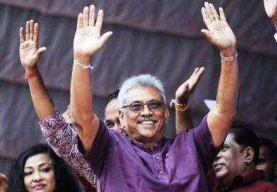 இலங்கை அதிபர் தேர்தல்: கோத்தபய ராஜபக்ச வெற்றி!