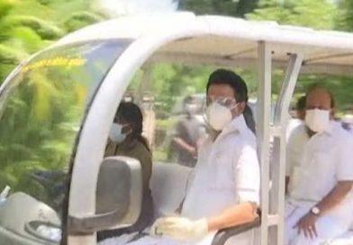 சிங்கங்களுக்கு கொரோனா: வண்டலூர் உயிரியல் பூங்காவில் முதல்வர் ஸ்டாலின் ஆய்வு