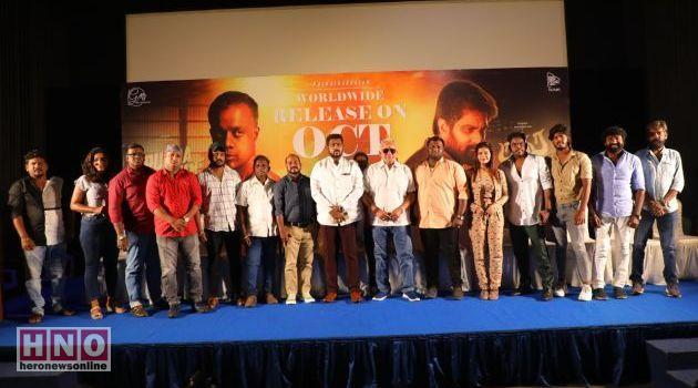 'ருத்ர தாண்டவம்' திரைப்படத்தின் பத்திரிகையாளர் சந்திப்பு – புகைப்படங்கள்
